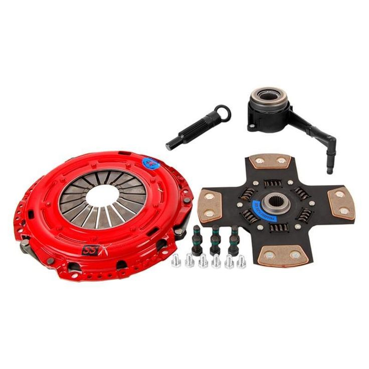 South Bend / DXD Racing Clutch 1994-1995 Honda Civic del Sol VTEC/ 1992-2000 Honda Civic Si/ 1994-2001 Acura Integra D16Z6 B16A2 1.6L Stage 4 Extreme Clutch Kit