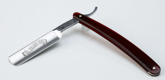Clubman Online - Dovo - Straight Razor - 6/8 RED, $159.95 (http://www.clubmanonline.com/dovo-straight-razor-6-8-red.html)