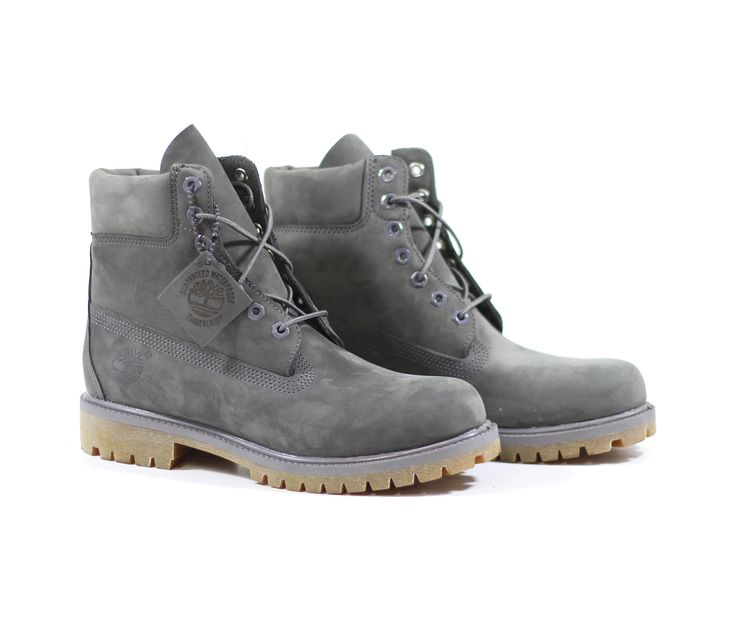 Timberland 6 IN Premium BT - Grey