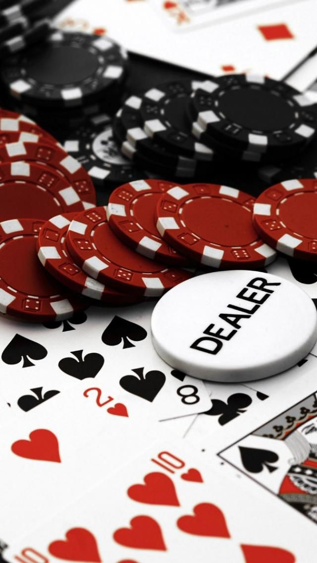 Casino iphone wallpaper