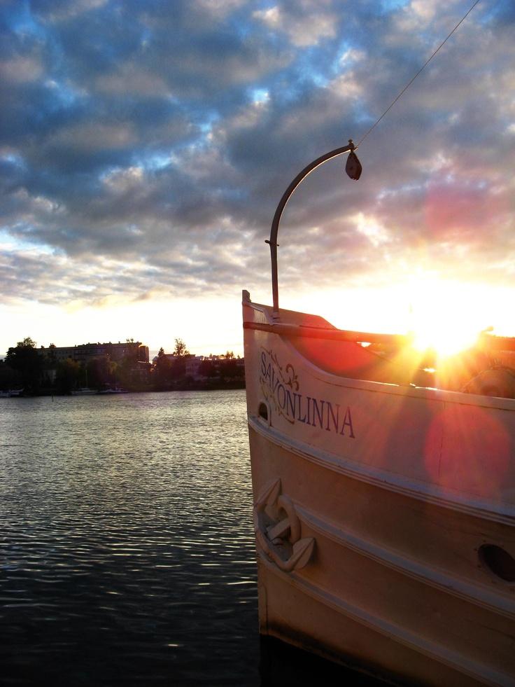 #Savonlinna, #Finland.