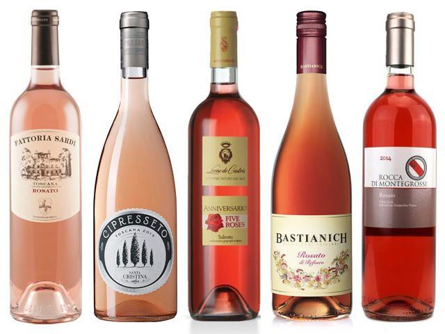 italian rose wine
