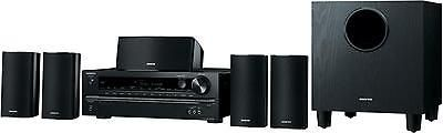 nice Onkyo HT-S3700 5.1 Channel Home Theater ReceiverSpeaker Package (Black) - For Sale Check more at http://shipperscentral.com/wp/product/onkyo-ht-s3700-5-1-channel-home-theater-receiverspeaker-package-black-for-sale/