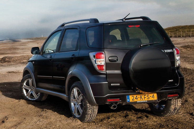 Daihatsu Terios 15 2WD