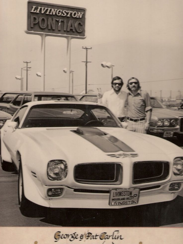 1970 Livingston Pontiac Dealership, Los Angeles