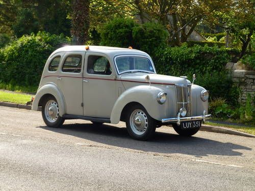 1952 ford prefect E493A Maintenance/restoration of old/vintage vehicles: the material for new cogs/casters/gears/pads could be cast polyamide which I (Cast polyamide) can produce. My contact: tatjana.alic@windowslive.com