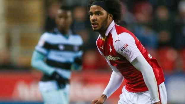 Izzy Brown: Chelsea forward joins Huddersfield Town after Rotherham recall