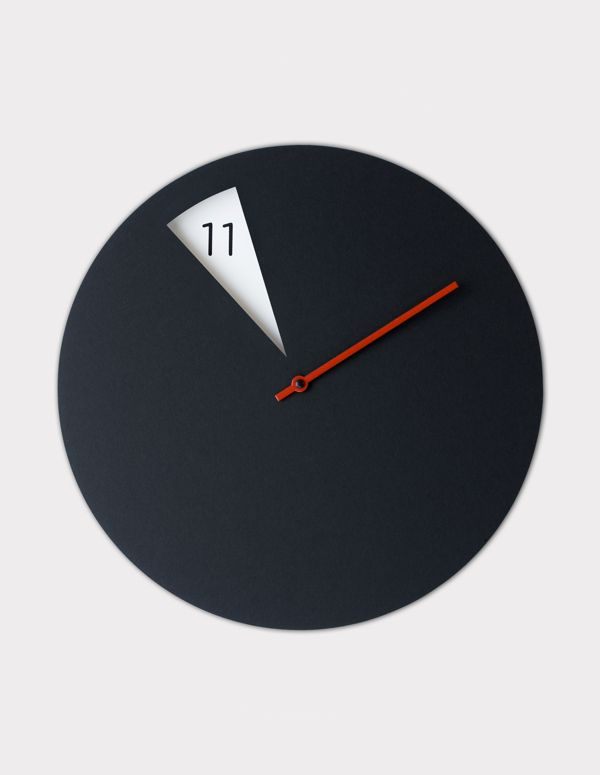 FreakishCLOCK // WALL CLOCK by Sabrina Fossi, via Behance
