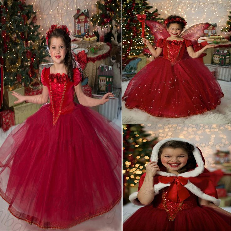C$ 17.22  robe rouge Pas cher Children Clothes Custom made Movie Cosplay Dresses elsa anna brand Girl Dress Winter Princess Costume new years party dress, Acheter  Robes de qualité directement des fournisseurs de Chine:1Pc, Retail,Girls tutu Dress + Cape 2pcs Children Elsa Anna Sequins Princess Dresses Baby Girl Party 2015 New Kids Cloth