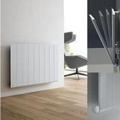 Radiateur a inertie :  simplicité de l'électrique et confort du chauffage au gaz ?  Les radiateurs à inertie sèche : la ou les résistances chauffent directement des blocs de fonte ou de céramique.  Les radiateurs à inertie fluide : la résistance chauffe un liquide caloporteur qui tourne en circuit fermé dans l'appareil, à l'image d'un radiateur de chauffage central à eau.  Les radiateurs à chaleur douce : combinent les deux précédents systèmes en un seul appareil.