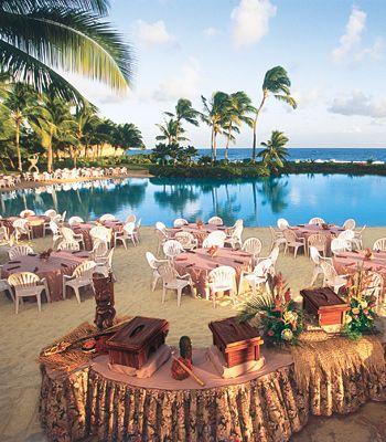 Grand Hyatt Kauai Wedding Resort