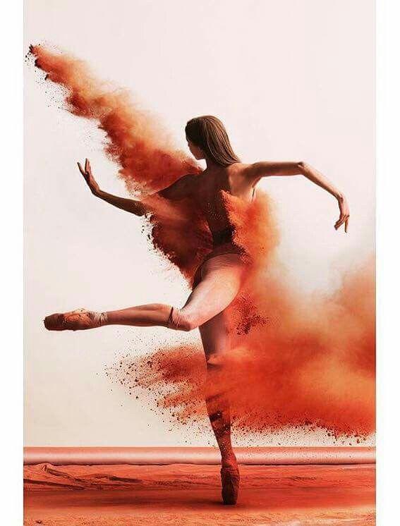 Quando corpo e mente sono tutt'uno... è musica... è poesia... è una bianca tela... è il più bel libro... è pura arte.