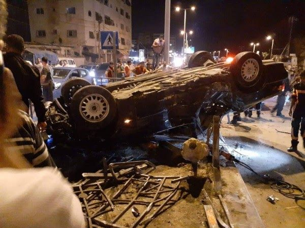 غزة ارتفاع ملحوظ لـ خطف الأرواح بحوادث السير وهذه حقيقة شراء رخص السياقة 2020 01 04 غزة ارتفاع ملحوظ لـ خطف الأرواح بحوا Monster Trucks Vehicles Trucks