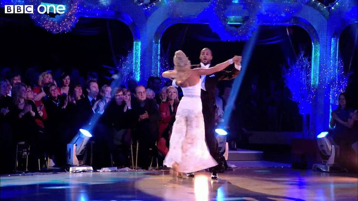 Ricky and Natalie - Strictly Come Dancing Christmas Special 2009  BBC One