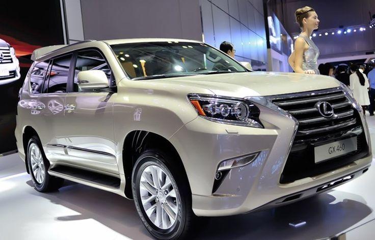2017 Lexus SUV GX