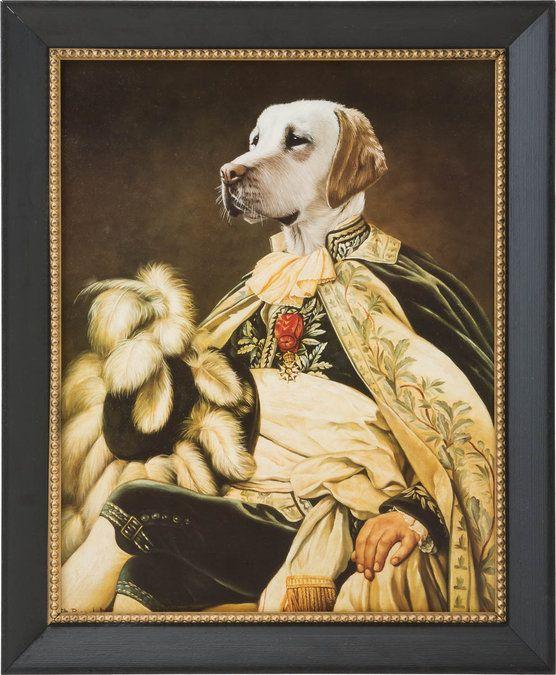 schilderij Dogs - 190000286 | Schilderijen | Goossens wonen en slapen