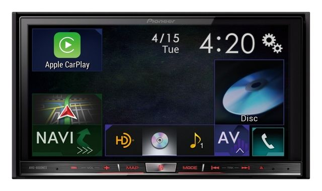 Pioneer Announces Apple CarPlay is Coming to Its 2014 NEX In-Dash Multimedia Receivers - http://iClarified.com/39931 - Pioneer Corporation today announced one of the first aftermarket in-dash car multimedia systems to support Apple CarPlay.