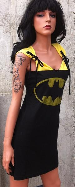 I found 'Batman Dress' on Wish, check it out!