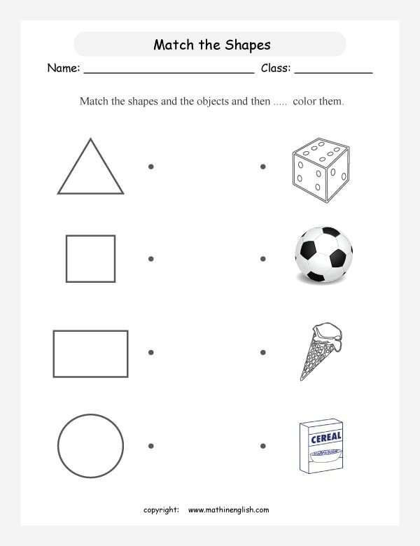 math worksheet for kindergarten shapes make a shape pizza to practice shapes math for. Black Bedroom Furniture Sets. Home Design Ideas