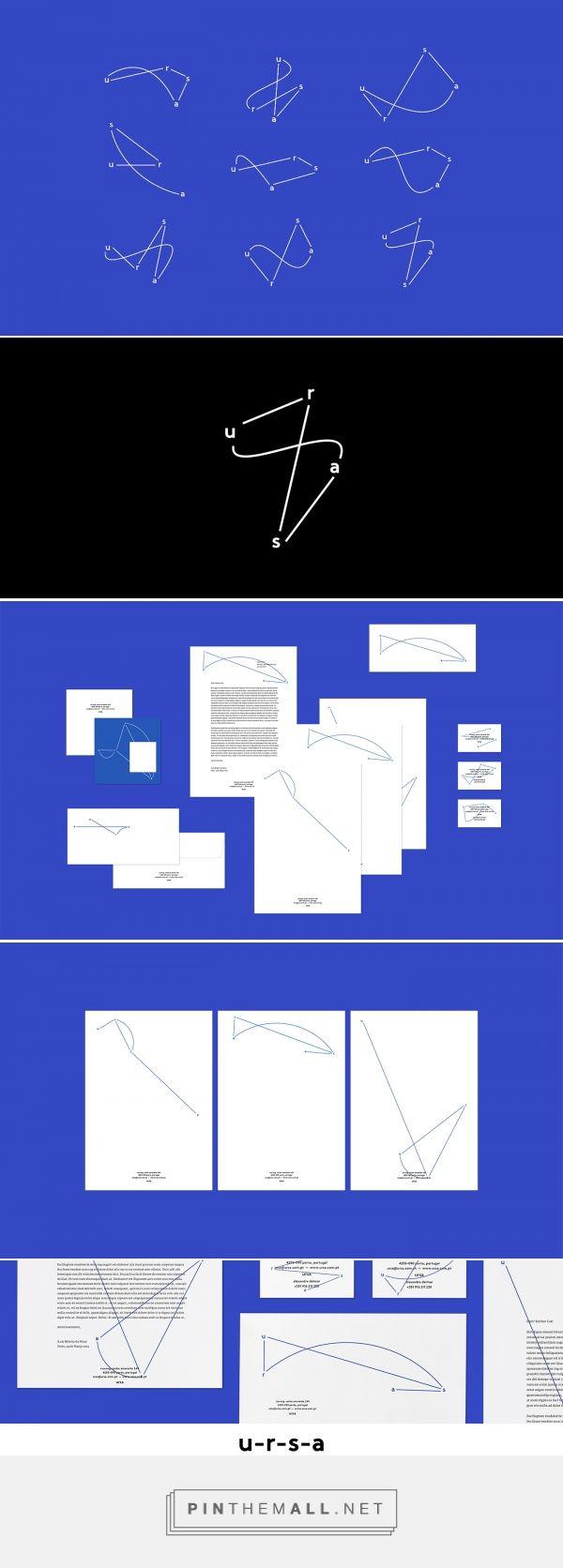 URSA – Art & Architecture on Behance - created via https://pinthemall.net