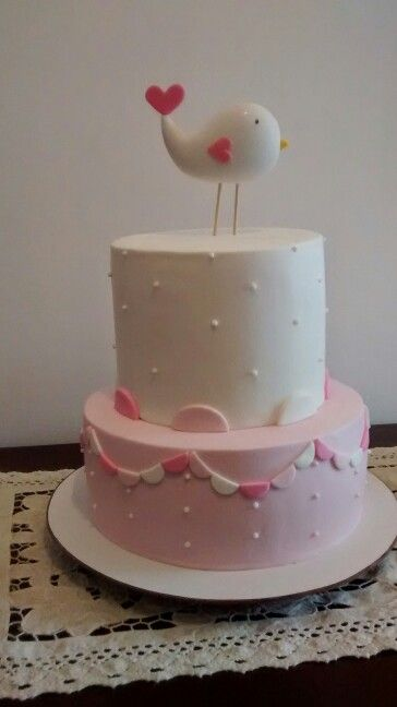 Cake bird