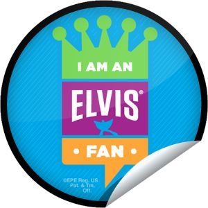 Elvis Presley Fan:  You've got the king's songs playing on repeat all day long. Thank you for checking-in 5 times. You're a true Elvis fan. Share this one proudly. It's from our friends at Elvis Presley Enterprises.  - Like and Check-in to Elvis Presley 5 times