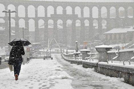 bajo la nevada