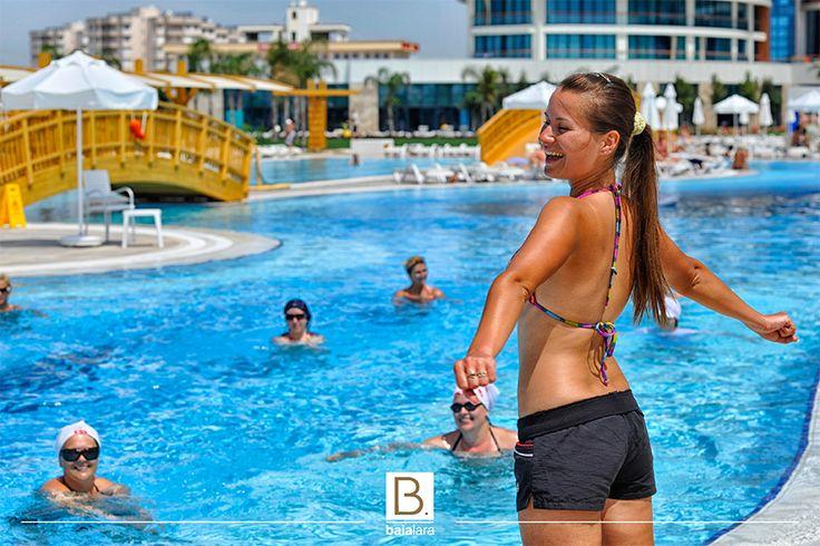 ツ A fascinating #holiday is awaiting for you with the #sun, unique beach, #amazing pier, water slides, #indoor and outdoor #swimming pools. Are you ready?  http://www.baiahotels.com/baialara/en/pool-beach  Güneşi, #eşsiz #kumsalı, muhteşem iskelesi, su kaydırakları, açık ve kapalı #yüzme #havuzları ile harika bir tatil sizleri bekliyor. Hazır mısınız?  http://www.baiahotels.com/baialara/tr/havuz-plaj