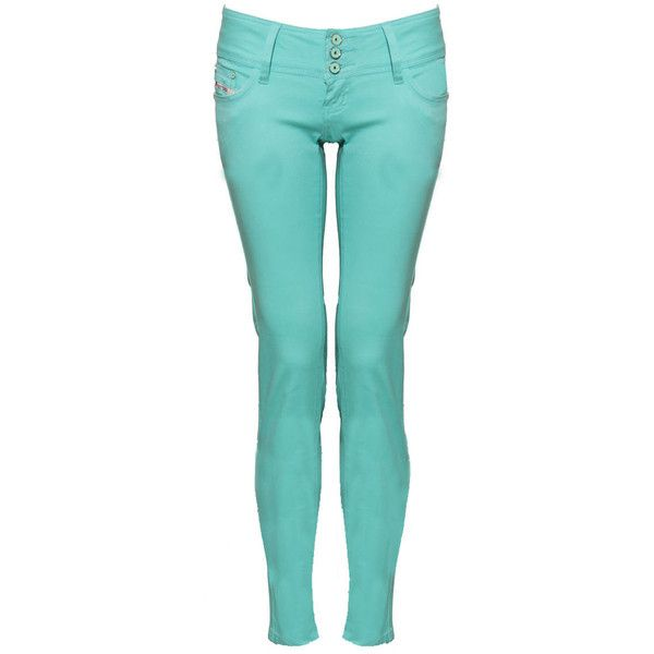 1000  ideas about Turquoise Jeans on Pinterest | Jean capri ...
