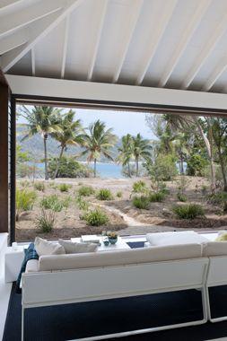 1000 Ideas About Tropical Beach Houses On Pinterest