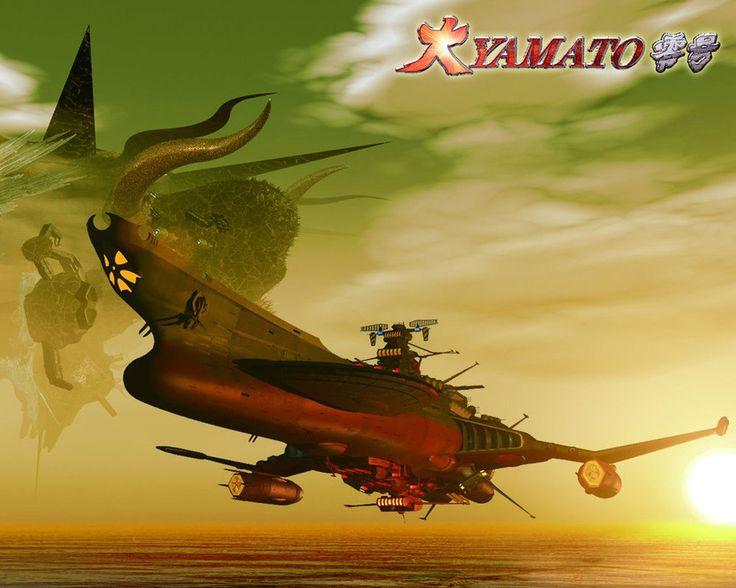 Dai Yamato Zero-go. by JackF03 on DeviantArt