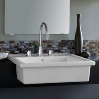 Image On Accessibility ADA Wheelchair Accessible Bathroom Sinks for