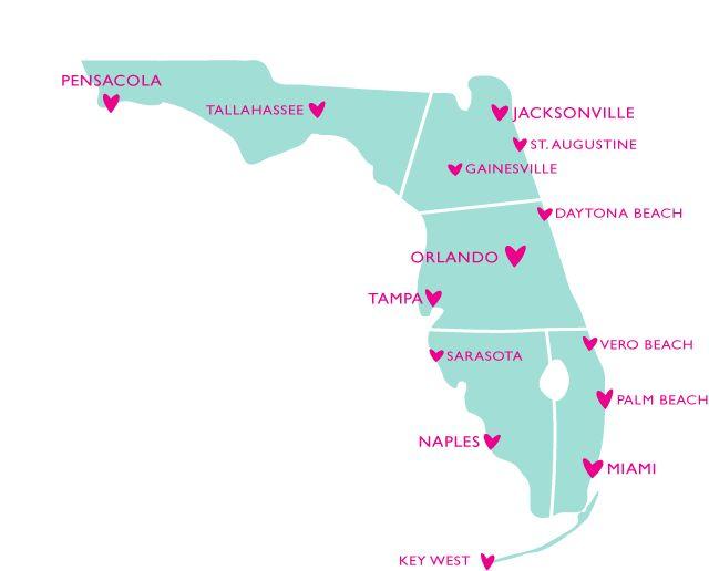 Florida Wedding Vendors and Venues Guide | Floridian Weddings