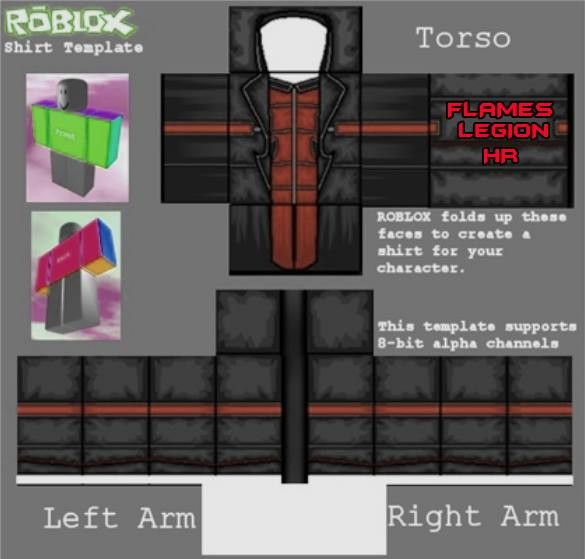 Roblox Shirt Template Psd Pdf 2019 Free Download Crear Avatar Avatar Ropa De Chicas