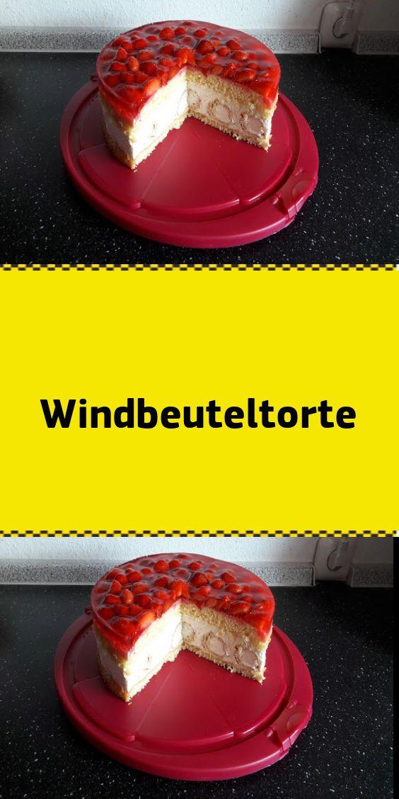 Windbeuteltorte