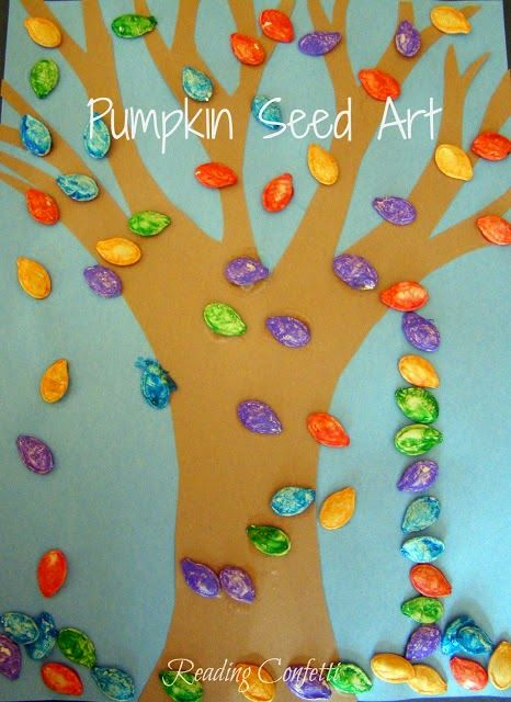 Titina's Art Room: 20+ easy & fun fall craft ideas for kids