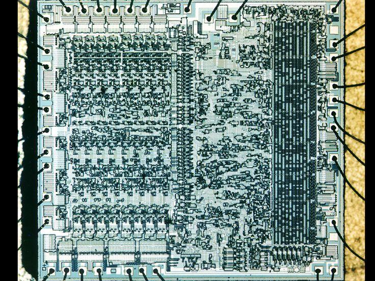 Zilog Z80 Microprocessor