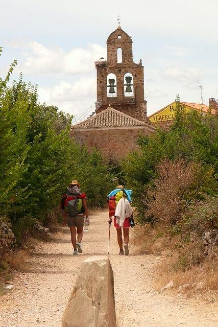 Santa Catalina de Somoza  (Camino de Santiago)  Spain