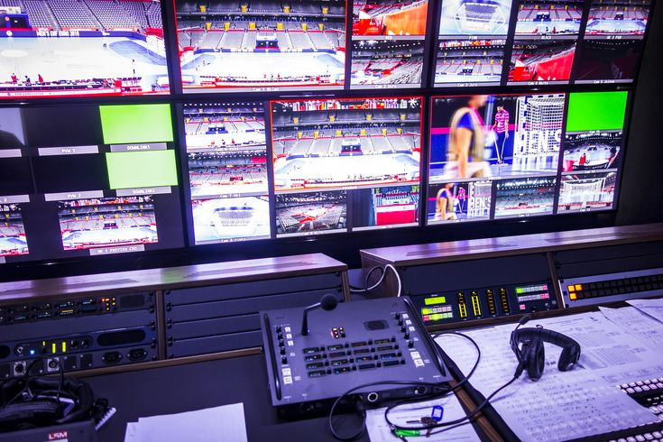 The future of live sports production is now! Host broadcaster Croatel goes MediorNet for its UHD OB 5 truck at the European Men's Handball Championship in Croatia! #RIEDEL