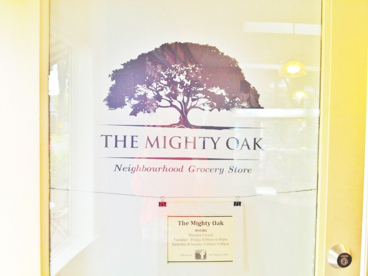The Mighty Oak :)