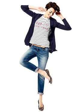 Women's Clothing: Women's Clothing: New Denim Outfits Jeans | Gap