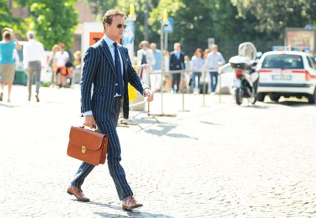 GQ Street Style: Pitti Uomo @gq Magazine