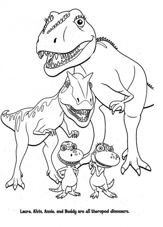 23 best dinosaur train images on pinterest | dinosaur coloring ... - Dinosaur Printable Coloring Pages