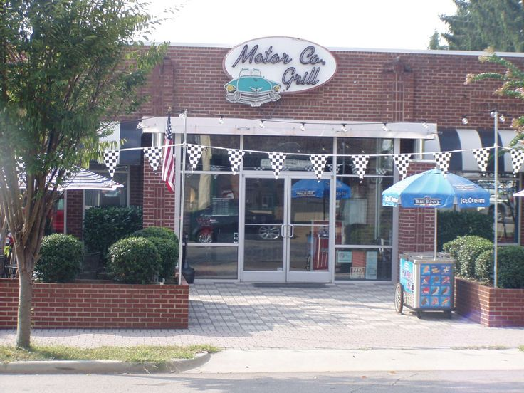 Motor Company Grill In Franklin Nc When I Was Growing Up This Conley S