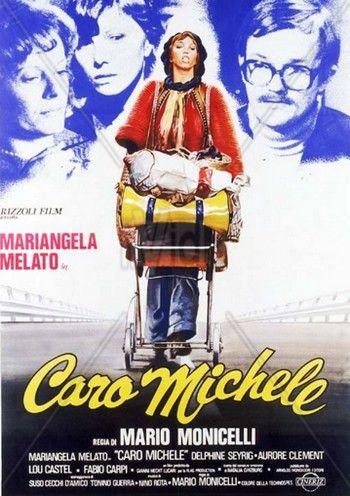 3 Caro Michele locandina