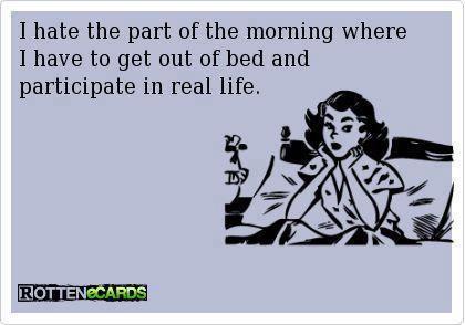 True. Very true.