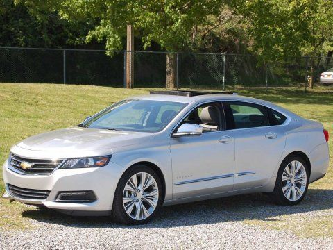 CONSUMER REPORTS: The Revamped Chevy Impala Is The Best Sedan You Can Buy