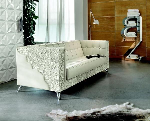 Bizzotto mobili divano rebecca divani soggiorno divani for Soggiorno design