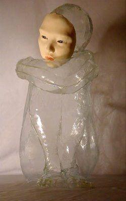Jin Young Yu - Transparent Sculptures - Contemporary Artist