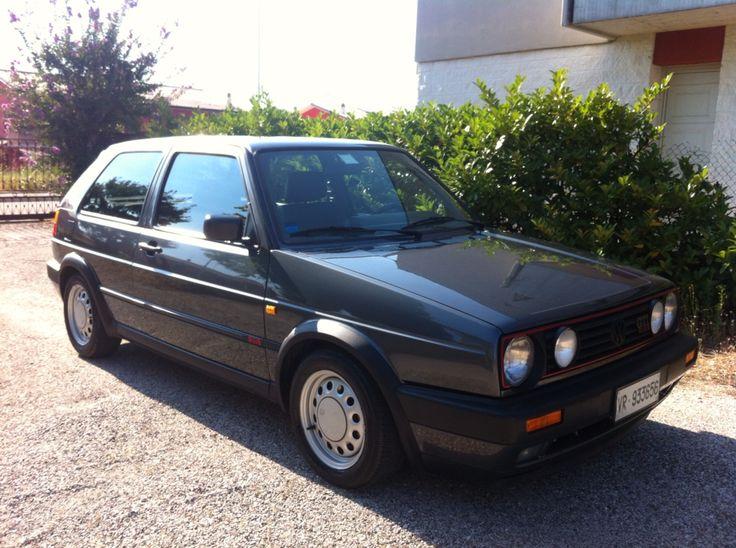 Golf 1800 GTI